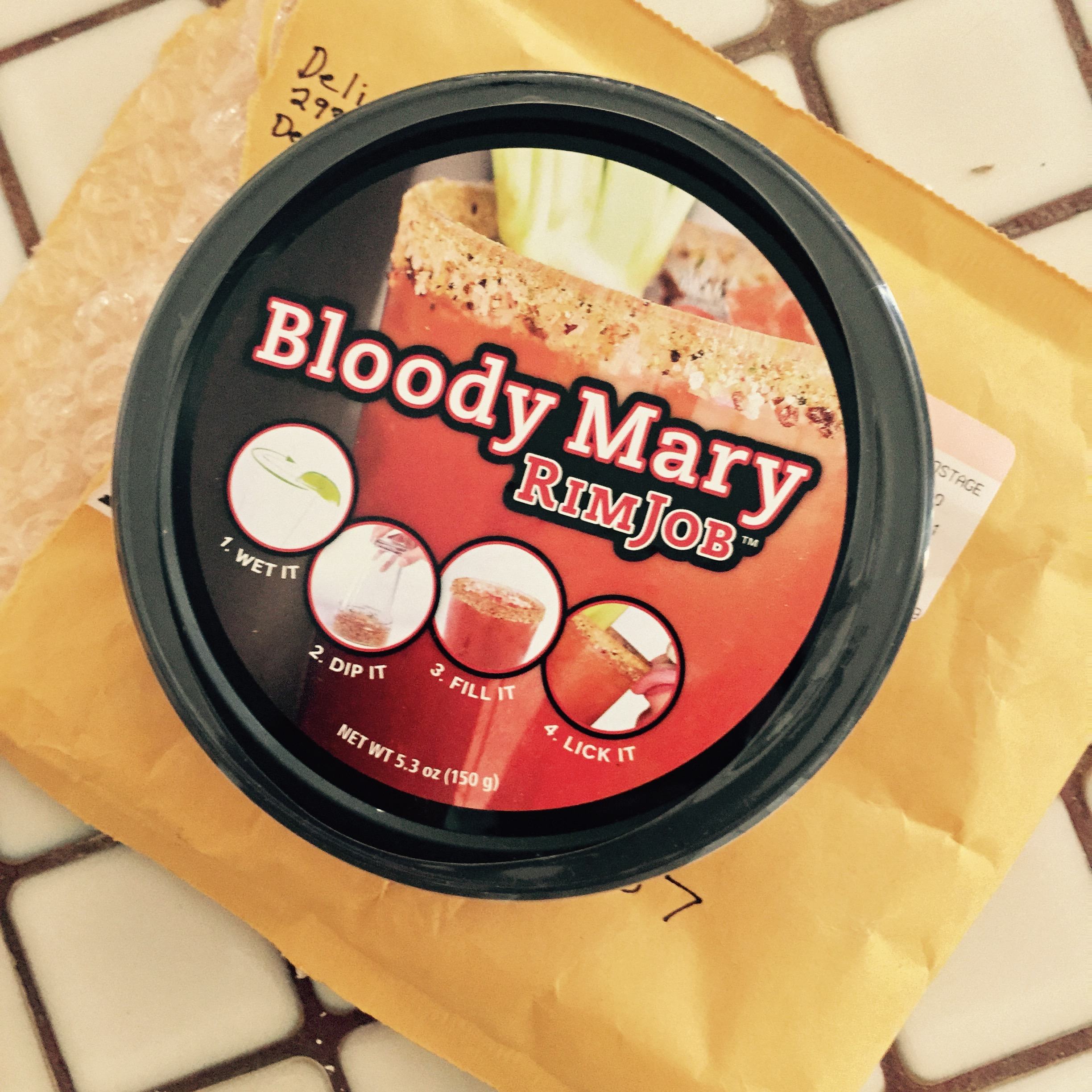 Bloody Mary Salt